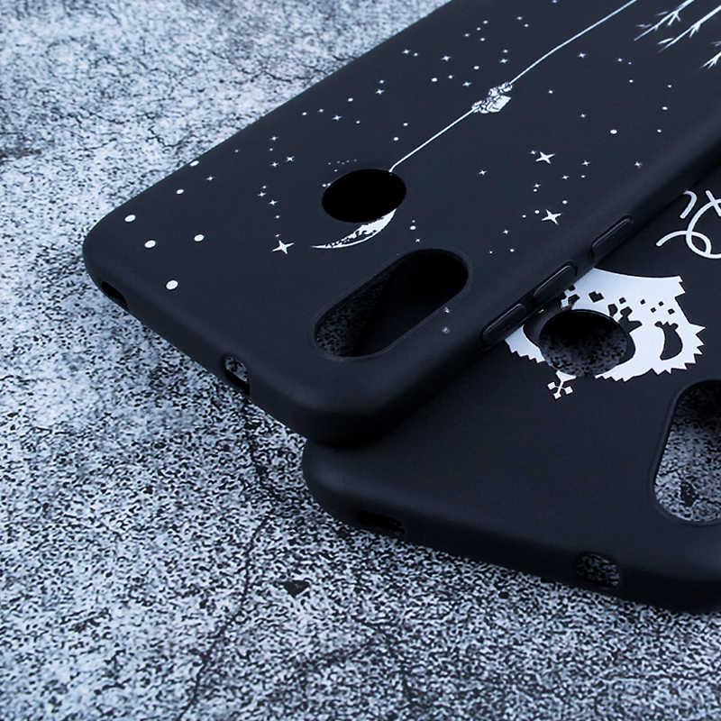 Funda mate de TPU para Xiaomi Redmi 4X 5A Note 5 4X A2 Lite S2 Mix 3 funda trasera de silicona suave fundas de teléfono móvil para Redmi Note 6 Pro