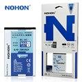 Оригинальные NOHON Батареи Сотового Телефона BL-4C Для Nokia 8208C 7200 7270 X2 1202 1506 1508 1706 2220 s 2228 Хорошее Качество Розничной Упаковке