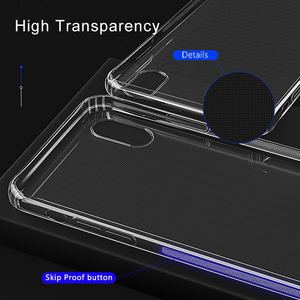 Image 5 - SAMZHE for Transparent iPhone X Case Protector Shockproof 360 degree full cover for iPhone X