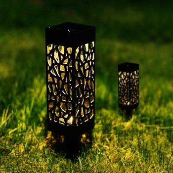 LED Solar Bulb Garden Lamp