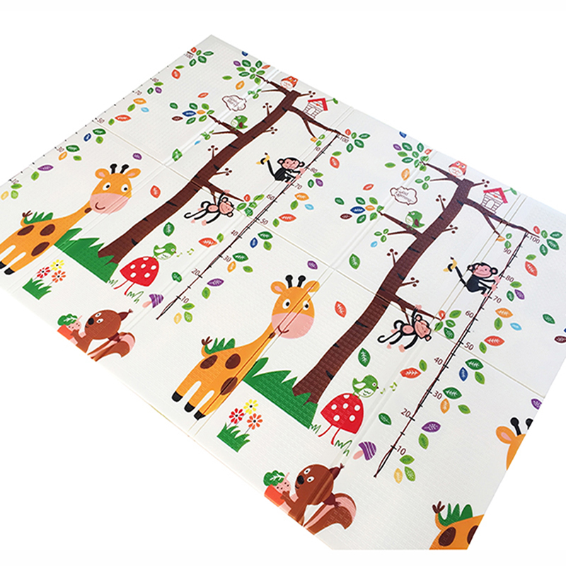 HTB1SuWDdgaH3KVjSZFjq6AFWpXaN Baby Play Mat Foldable XPE Puzzle Toys Kids Rug 1cm Thickness Crawling Pad Children's Developing Mats For Toddler Games Activity