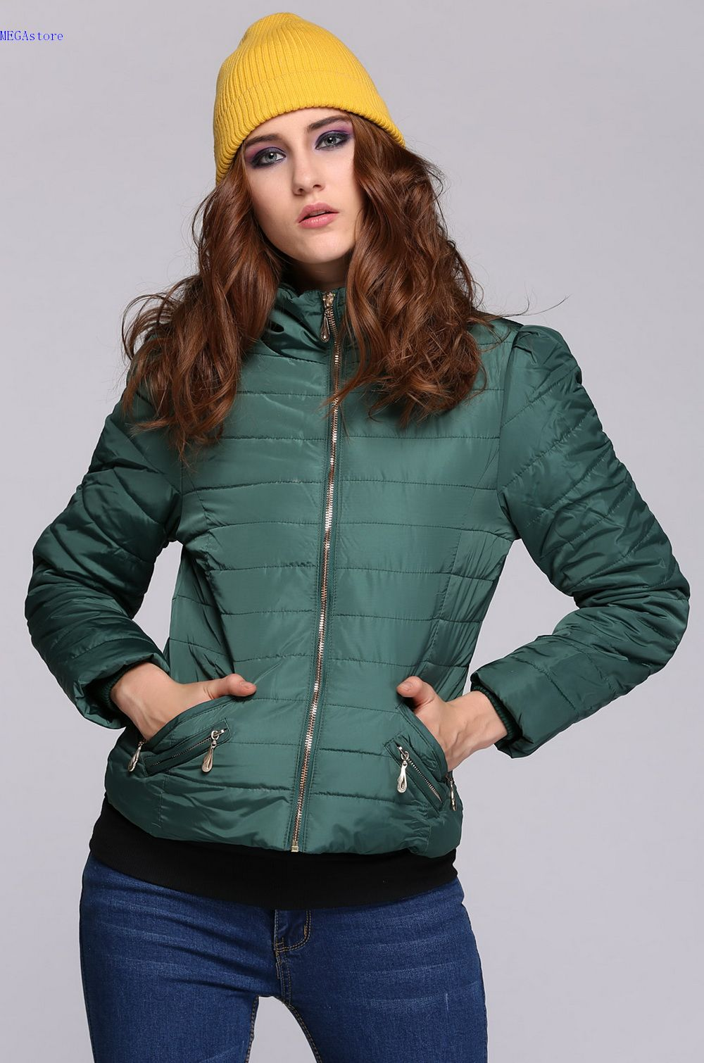 Aliexpress.com : Buy Hot Sale Ladies Cotton Jackets Coat Winter ...