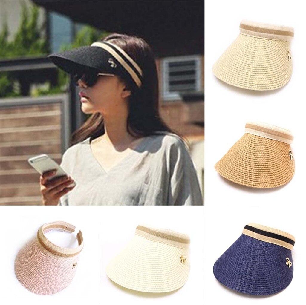 Fashion Baseball Cap Topee Viseras De Mujer Summer 2019 Sun Visor Caps Sun Protection Women Man Embroidered Flower Denim Cap