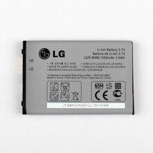 Новый оригинальный lg lgip-400n аккумулятор для lg optimus m/c/u/v/t/s/1 ls670 vm670 p509 ms690 p500 p503 p520
