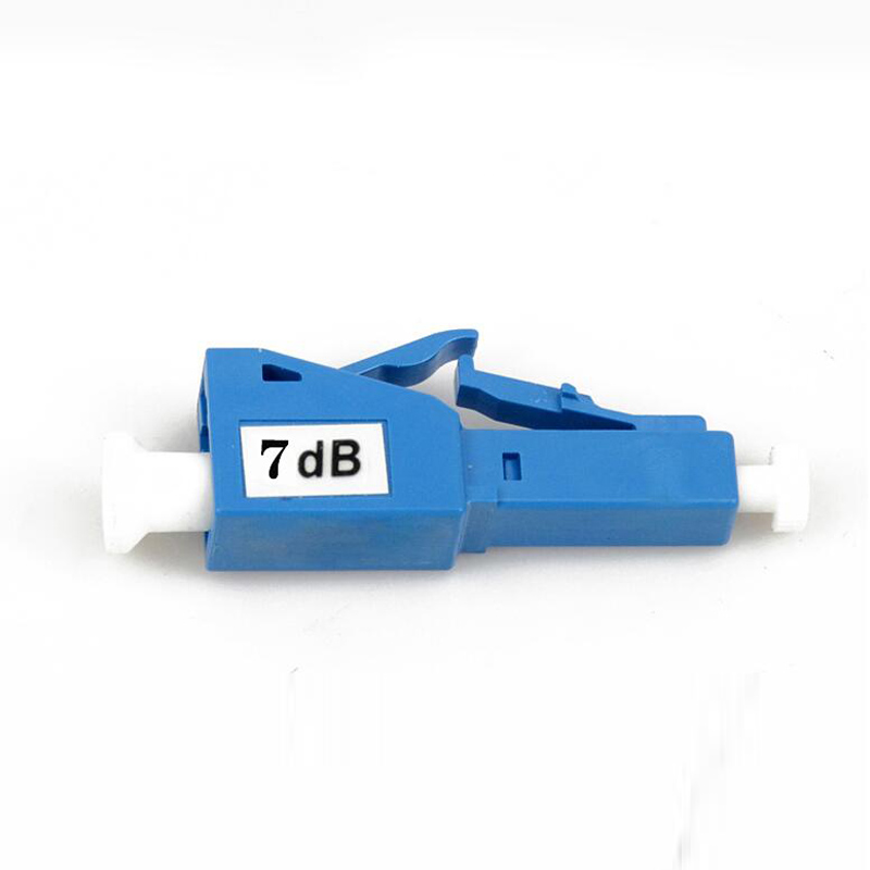 5PCS/bag 7DB LC UPC female to male 7dB fiber optic Attenuator 7db LC PC female male Fiber Optic Attenuator Free shipping