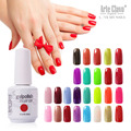 Best Price Arte Clavo 220 Colors Beautiful Choose Any 9 Colors Nail Art Paint UV Gel Soak Off Gel Nail Polish