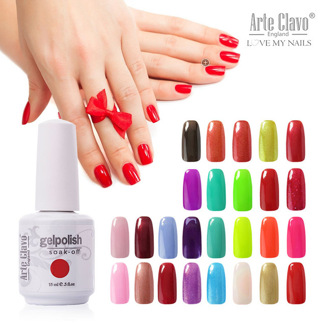 Best Price Arte Clavo 220 Colors Beautiful Choose Any 9 Colors Nail
