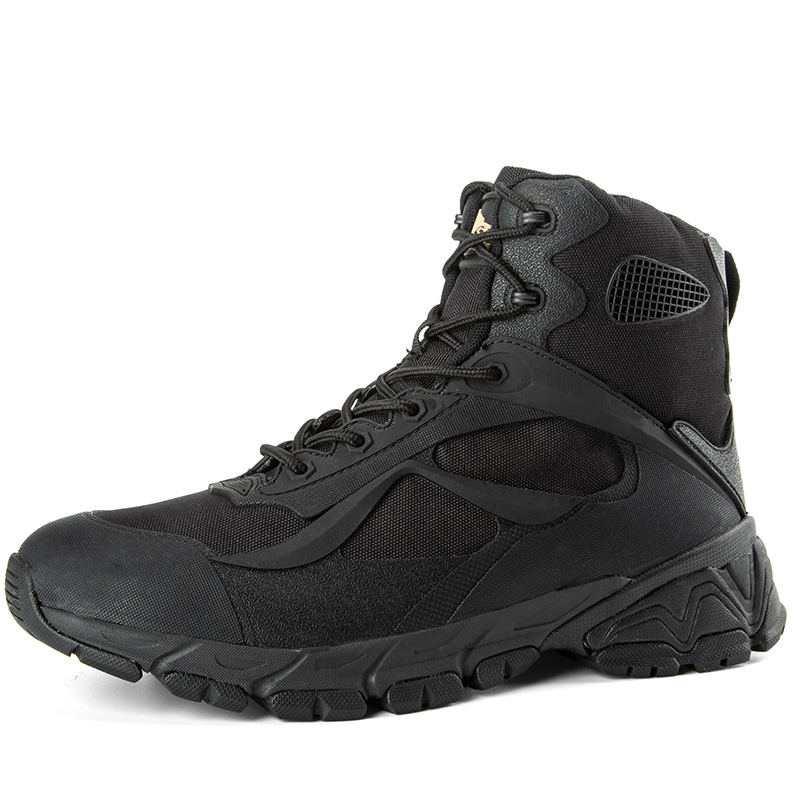 Work-Shoes Snow-Boots Ankle-Boats Desert-Combat Special-Force Army Tactical Winter Men title=