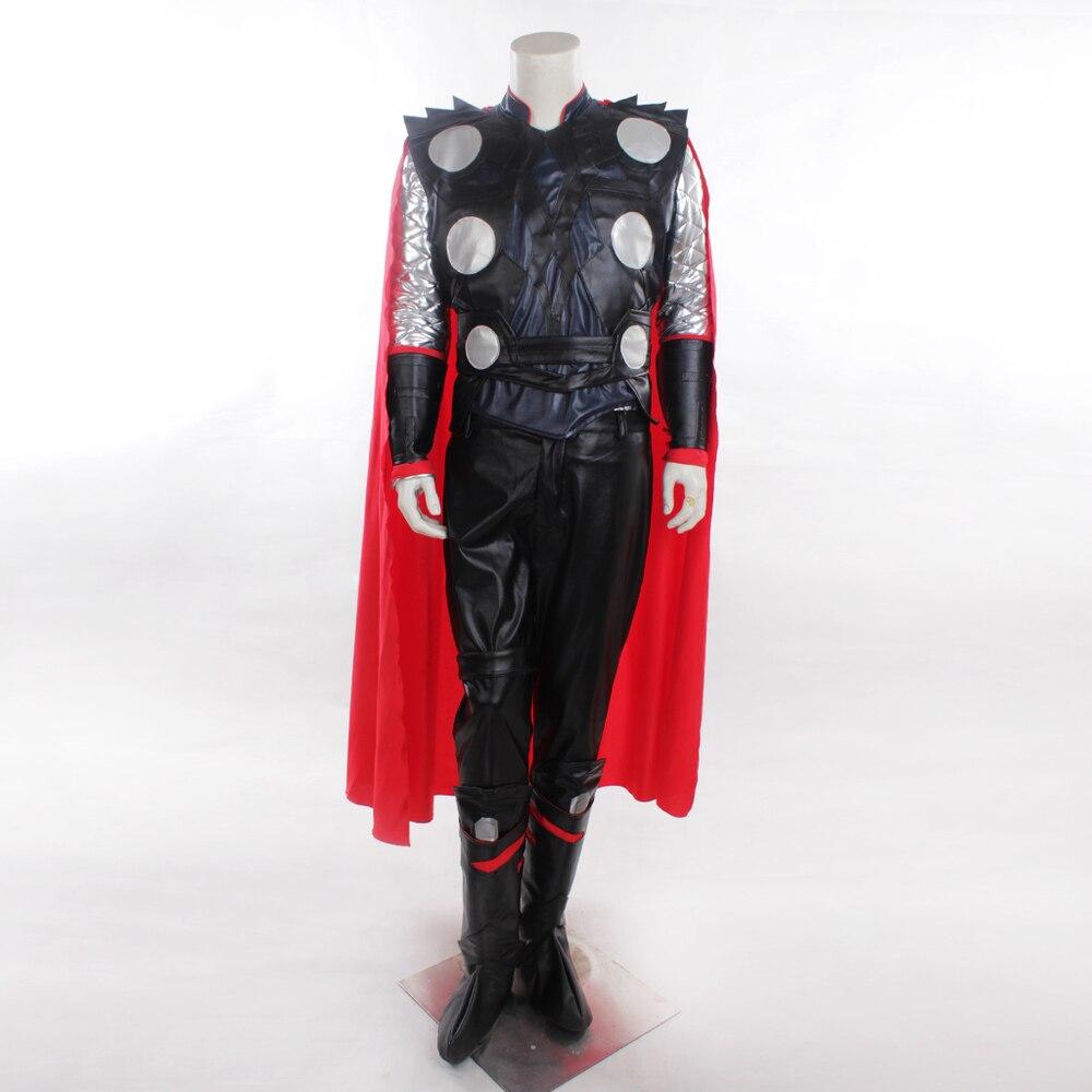 Popular Thor Superhero Costume-Buy Cheap Thor Superhero Costume ...