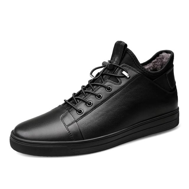 CLAX Stiilsed täisnahast meeste kingad