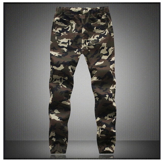 Men's Military Pants