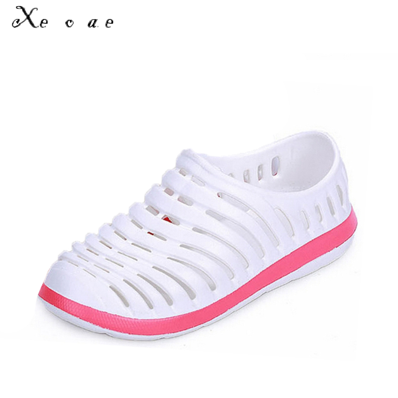 Xemonale 2018 Summer Women Flip Flops Women's Sandals Hot Fashion Bird's Nest Hole Shoes ,Womens Flats Drop Shipping 5604 women slippers wholesale fashion lovers hole shoes garden nest female models sport sandals hole sandals