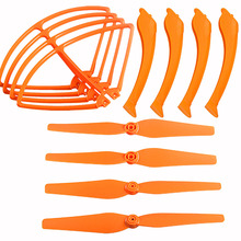 Syma X8 X8C X8W X8G Parts Set Landing Gear Blade Propeller Protect Ring for RC Quadcopter