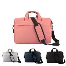 13 14 15.4 15.6 inch Large Capacity Laptop Messenger Shoulder Bag for Mac book 13 15.4 inch Laptop Bag 15.6″ for HP Dell Acer