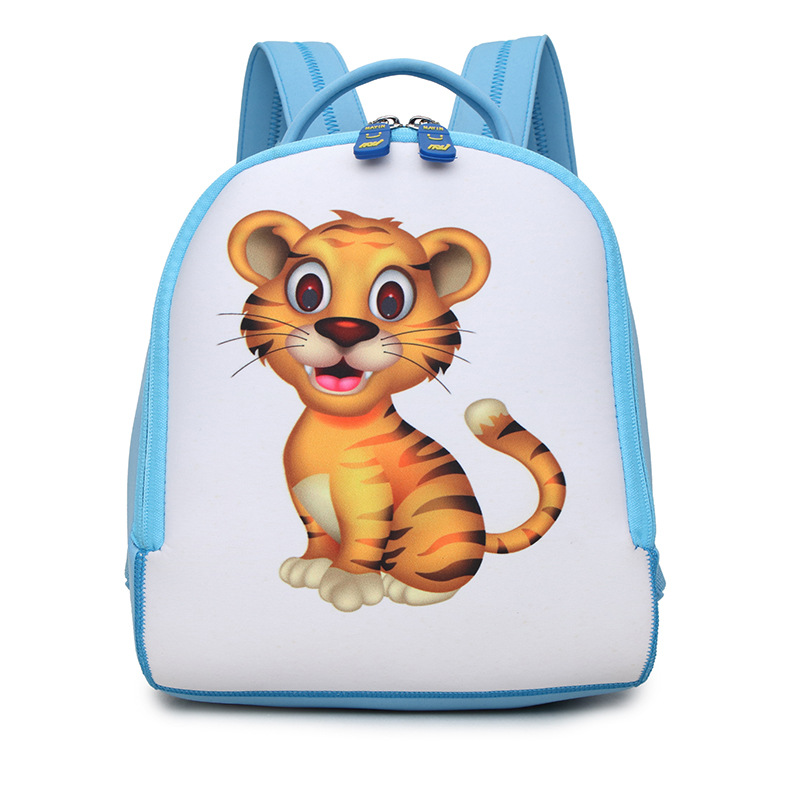 купить 2017 Children School Bags Children Backpack In kindergarten School Mochila Escolar for Girls Boys Waterproof Backpacks-FF онлайн
