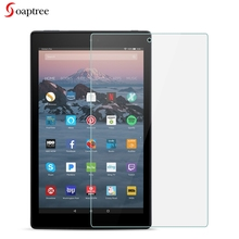 Tempered Glass For Amazon Fire HD 10 2017 10.1 inch 9H Ultra Thin Tablet Protective Toughened Glass Film
