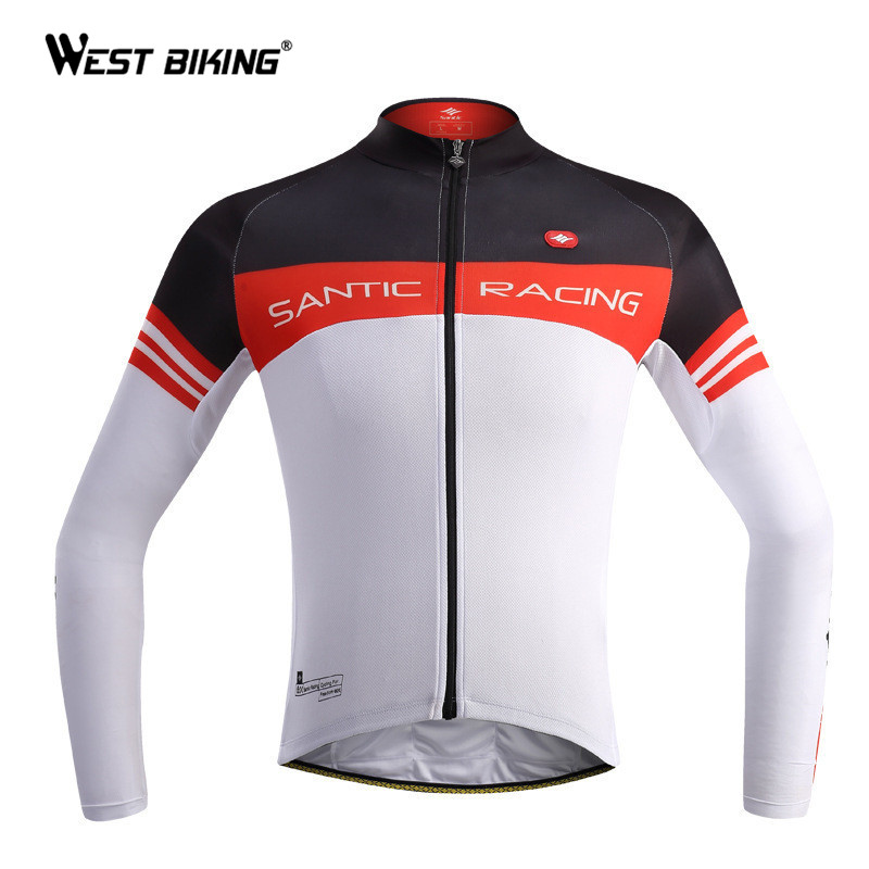 WEST BIKING Ropa Ciclismo Invierno Cycling Clothing Breathable Quick-dry Outdoor Sport Jacket Riding Bike Bicycle Cycling Jersey west biking mtb road bike jacket 3d gel padded bicycle pants breathable quick dry cycling clothing bicycle bike jersey pants