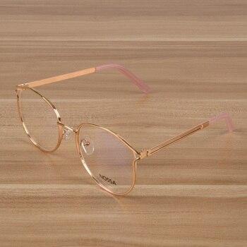 a09d750b18a Personality Cateye Women s Spectacles Frames Clear Fashion Optical Glasses  Frame Female Cool Cat Eye Eyeglasses Men s Eyewear