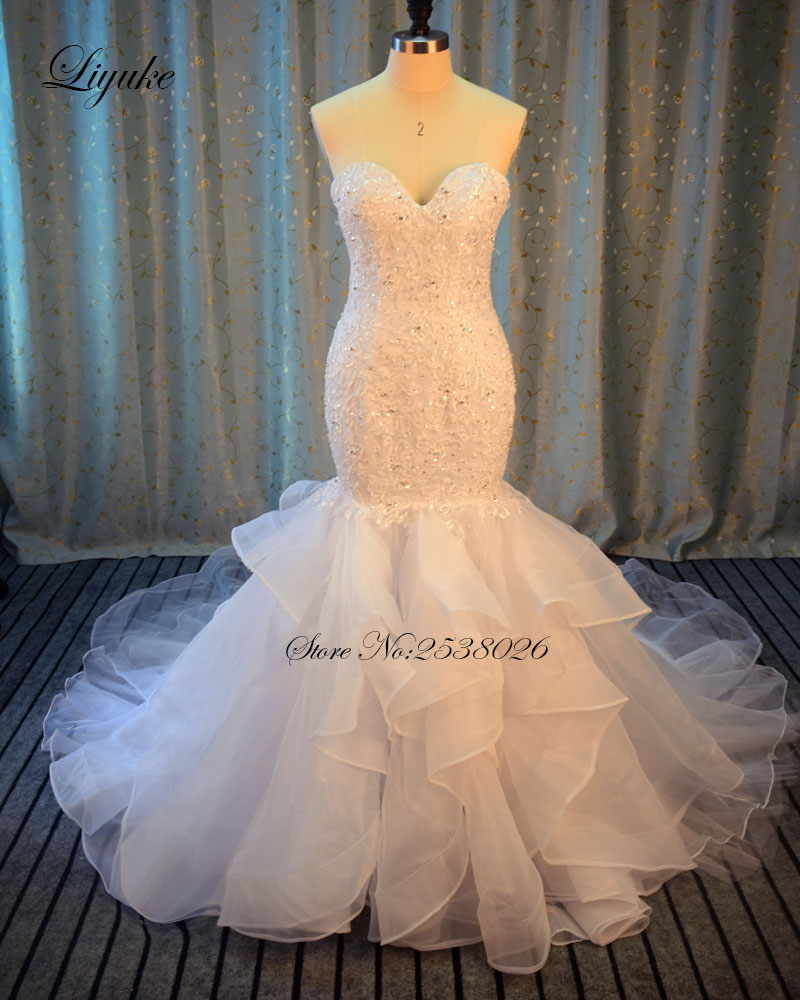 Sweetheart Neckline Lace Mermaid Wedding Dresses New 2019: Off The Shoulder Sweetheart Neckline Mermaid Wedding Dress