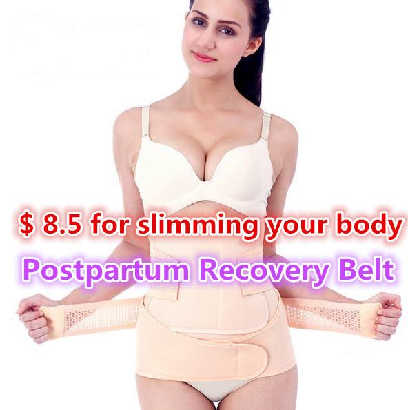 Postpartum Recovery Belt