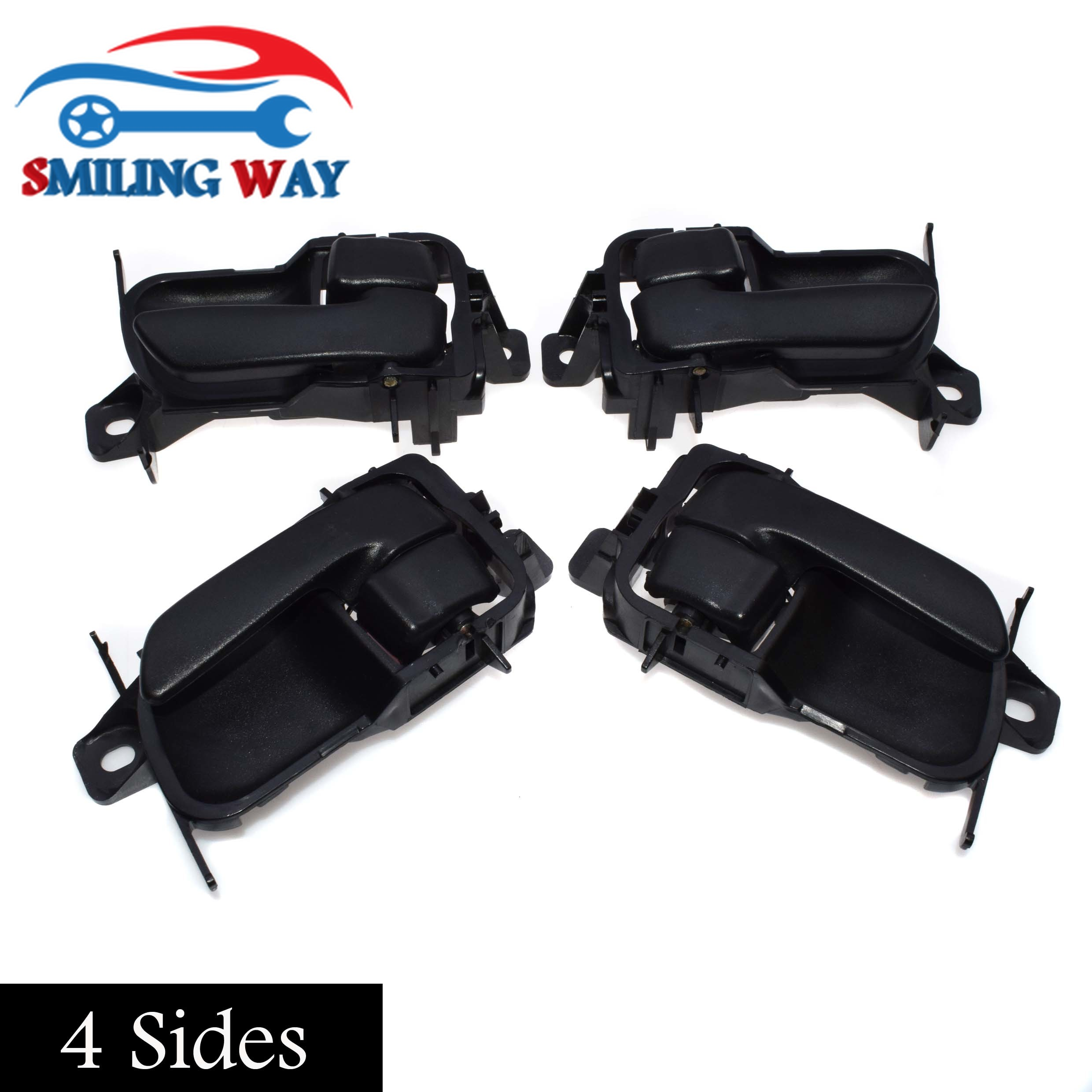 Interior Door Handles Auto Replacement Parts Good Isance Inside Inter Door Handle Front Rear Left Driver Side For Toyota Avalon 3.0l V6 1995-1999 Oem# 6920507010c0 6920607010