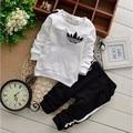SHYH Spring Autumn Baby Boy Girl Tracksuits Kids Cotton Jacket+Pants 2pcs/sets Baby Sports Clothing Sets Infant Newborn Clothes