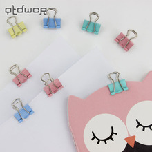 Binder-Clips File Notes Paper-Books Office-Stationery-Supplies Letter Metal School 60PCS