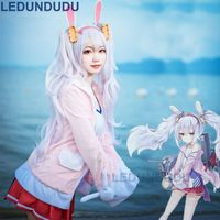 Game Azur Lane Rafi Cosplay Clothes Set Azul Lane Laffey Cosplay Costume Azul lane Women Halloween Party Fancy Suits
