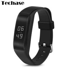 Techase C5 GPS трекер SmartBand спортивные Saat фитнес-браслет монитор сердечного ритма Носимых устройств rastreador смарт-браслет