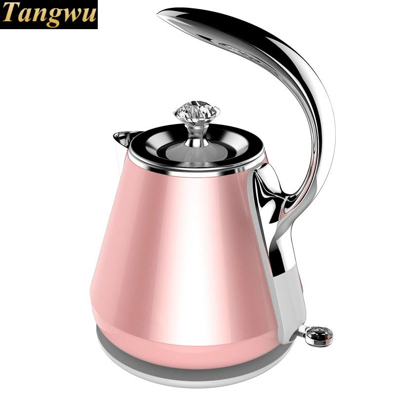 Boiling water cooker household star monthly pot 304 stainless steel