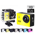 Top Selling Promotion SJ4000 720P HD Mini Camera 30M Waterproof Action Cameras Sport DV Bike Car Dvr Mini Cam dush camera