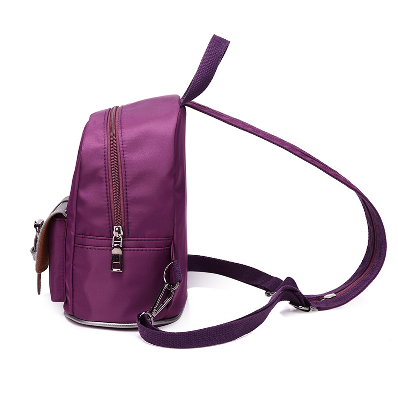 MENGXILU School Backpack for Teenage Girl Mochila Feminina Women Backpacks Nylon Waterproof Casual Laptop Bagpack Female Sac A