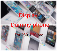 New Non Working 1:1 Size Display Fake Dummy Phone For Display phone model for huawei p30 pro