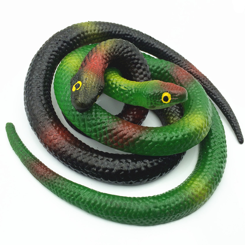 Popular Large Rubber Snake Buy Cheap Large Rubber Snake