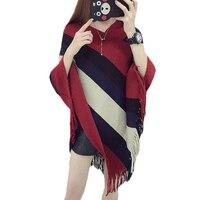 2018 New Spring Autumn Women S Sweater Cardigan Coat Female Korean Tassels Cloak Shawls Jackets Z251