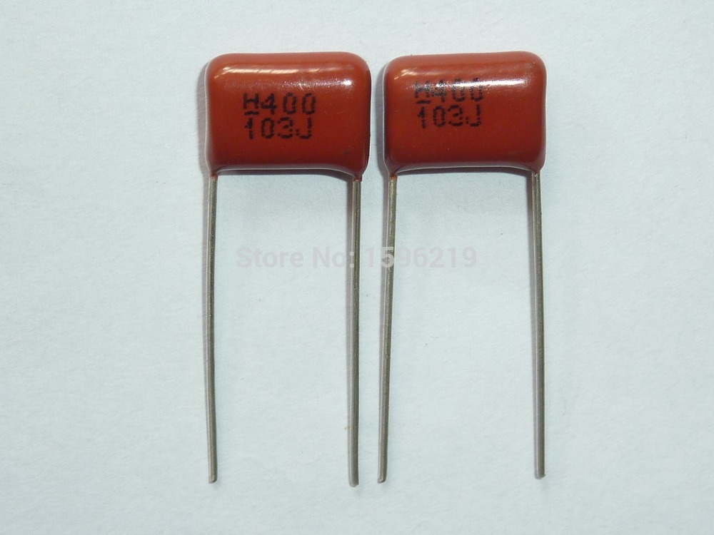 10pcs Cbb Capacitor 103 400v 103j 0 01uf 10nf P10 Cl21