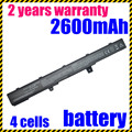 Laptop battery  0B110-00250100 A41N1308 A31N1319 FOR ASUS X451 X551 X451C  X451CA X551C X551CA