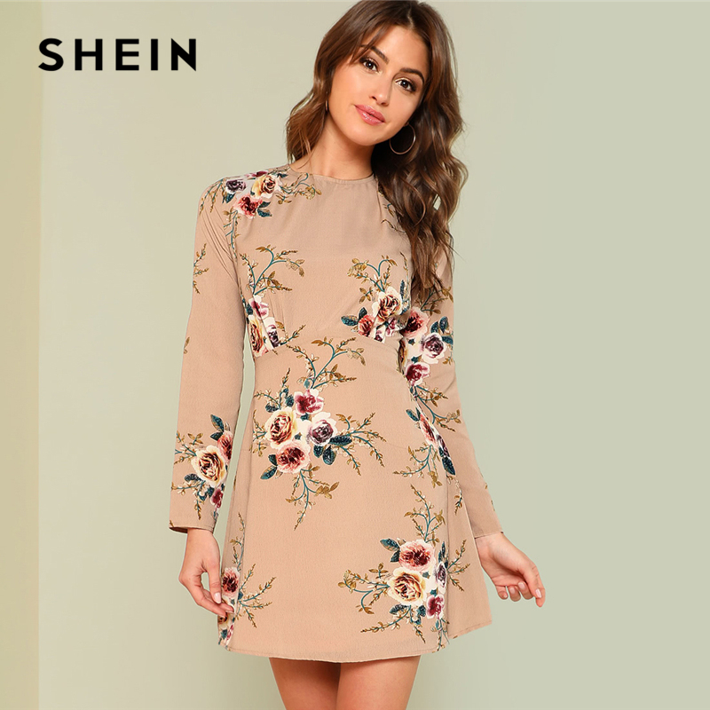 Buy pleated fit   flare dress and get free shipping on AliExpress.com 9b21c211bdd7