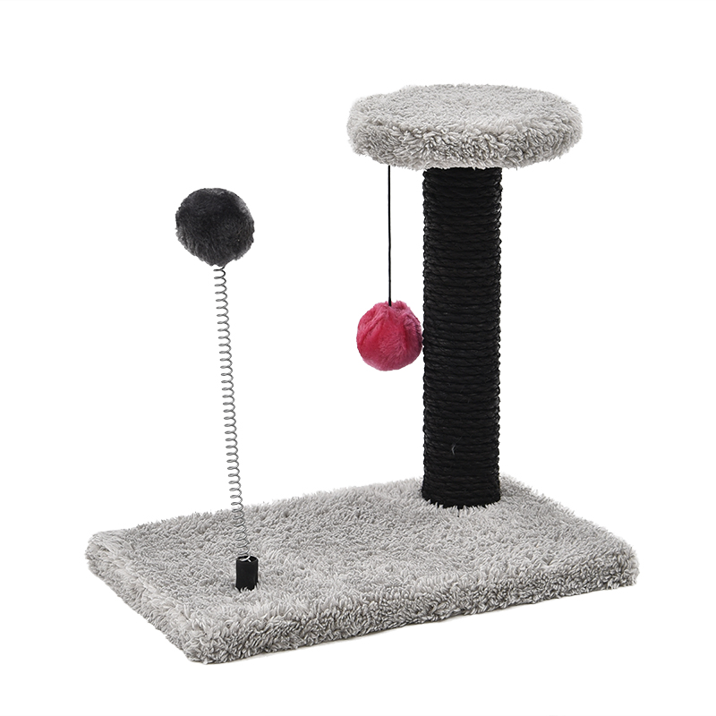 Envío gratis Pet Climbing Tree Dog Cat Scratching Post disponible en - Productos animales - foto 2