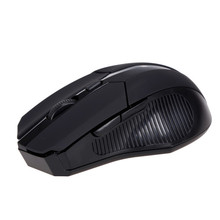 6D 2.4GHz Mice Optical Mouse Cordless USB Receiver PC Computer Wireless For Laptop New and Fashion Fast shipping