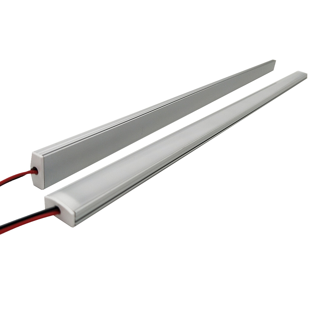 Kök Ljuskompetent DC12V 5050 LED Hård Stabil LED Strip Bar Ljus + U - LED-belysning - Foto 6