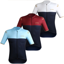 2019 LE COL women cycling clothing racing team Equipment custom ciclismo ropa Cycling mtb Sets wiggins jersey