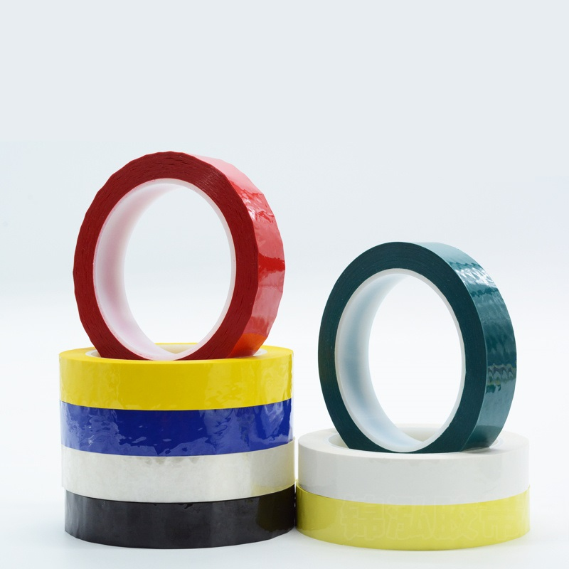 1Roll High-Temp Insulation Adhesive Mylar Tape Mara Tape For Transformer Motor Capacitor Coil Wrap 66 meter 66meters roll 5mm 28mm wide adhesive insulation mylar tape for transformer motor capacitor coil wrap anti flame yellow