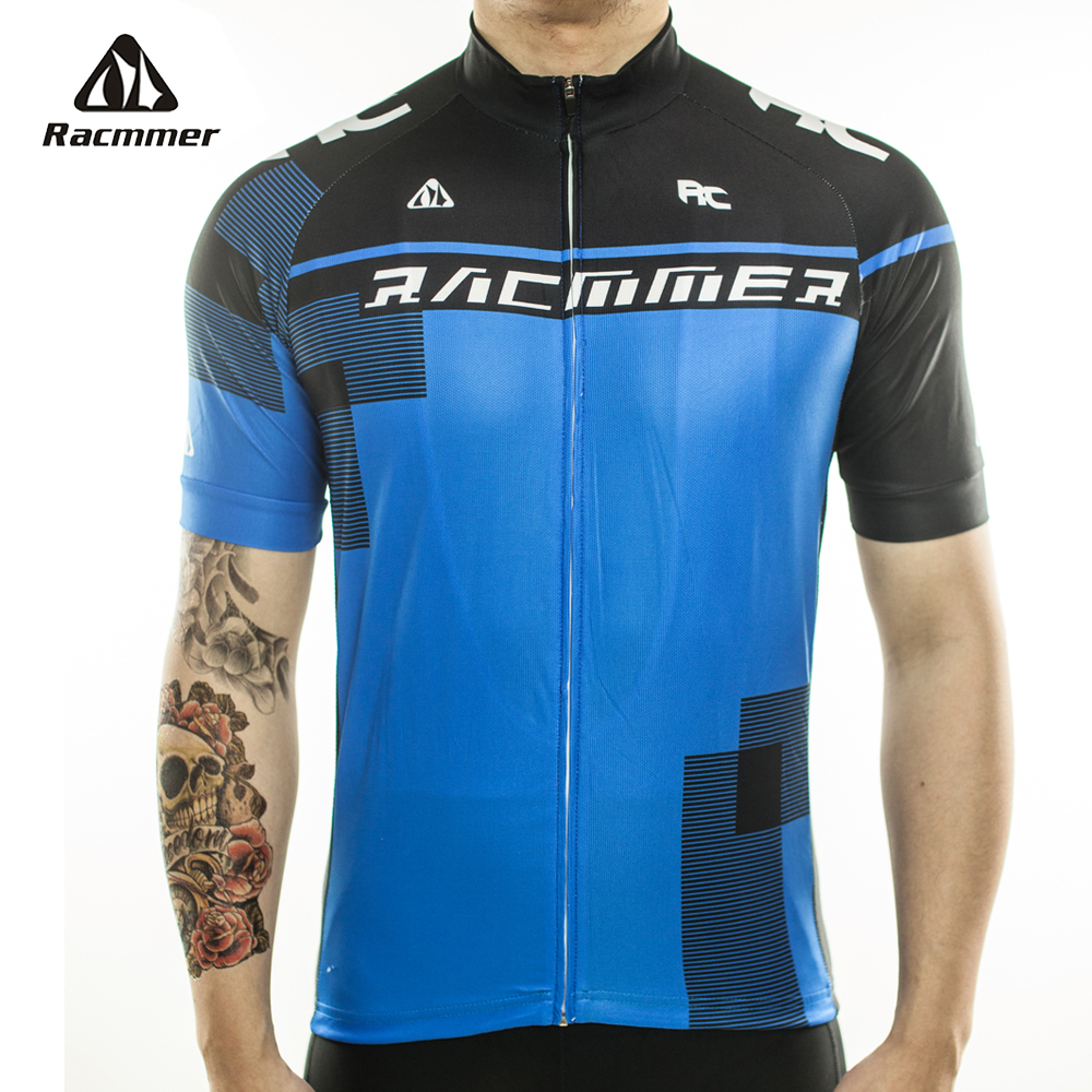 Racmmer 2019 Breathable Pro Cycling Jersey Summer Mtb Clothes Short Bicycle Clothing Ropa Maillot Ciclismo Bike Wear Kit #DX-11Racmmer 2019 Breathable Pro Cycling Jersey Summer Mtb Clothes Short Bicycle Clothing Ropa Maillot Ciclismo Bike Wear Kit #DX-11