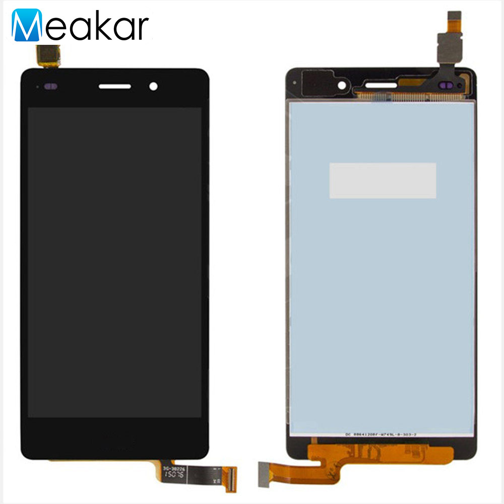5.0For Huawei p8 lite LCD For Huawei P8 Lite Mobile Phone lcd display Touch Screen Digitizer Assembly Replacement