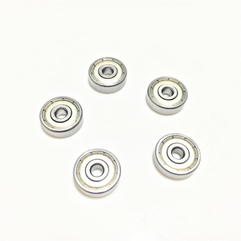 10pcs 698ZZ 698Z 698 2Z ZZ 8x19x6mm 8*19*6 Deep Groove Ball Bearing Metal Shielded Sealed Miniature Bearings