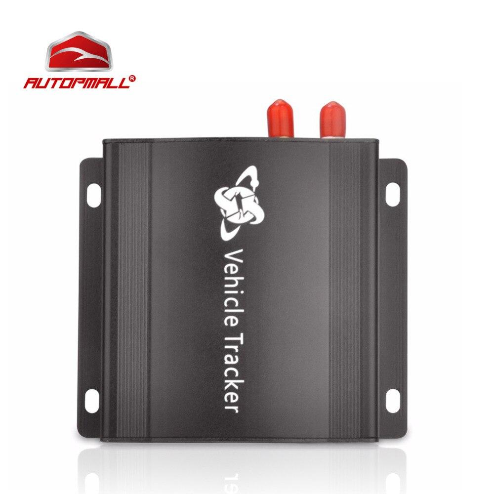 Автомобиль GPS трекер PT600 устройства слежения мониторинга топлива двигателя автомобиля на/off противоугонной сигнализации предустановленных
