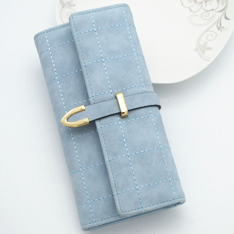 цены 2018 New Korean Style Fashion Long Women Wallets Slim Leather Purse Elegant Ladies Evening Clutch Bag Dollar Walet Portefeuille