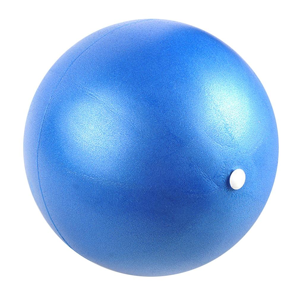 Anti-burst 25cm Mini Yoga Ball Pilates Fitness Exercise Workout Pack Of 2pcs Fitness Balls Exercise Yoga Gym Ball