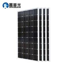 Xinpuguang солнечные панели Солнечная панель 100 Вт 18 В солнечная